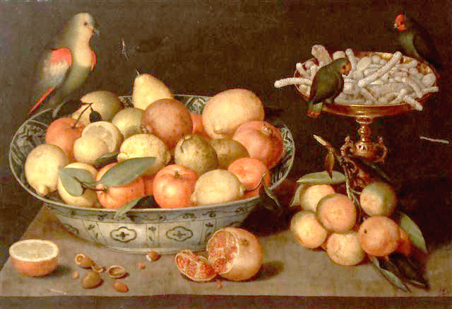 La nature morte Binoit Peter