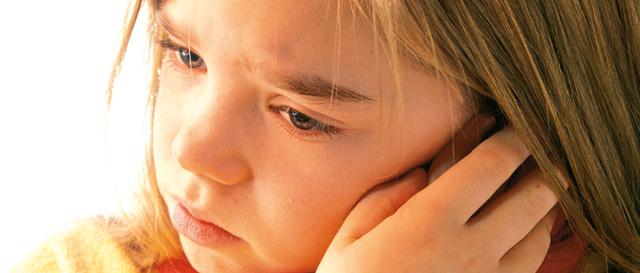 Douleur d'oreille